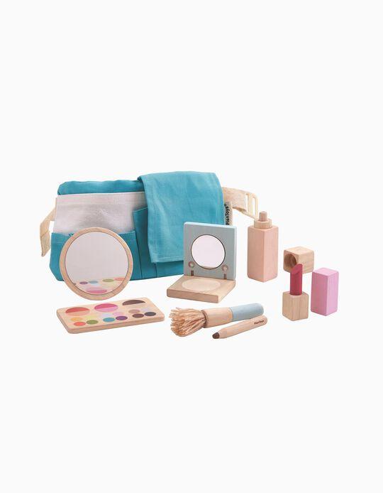 Conjunto de Maquillaje Plan Toys 3A+
