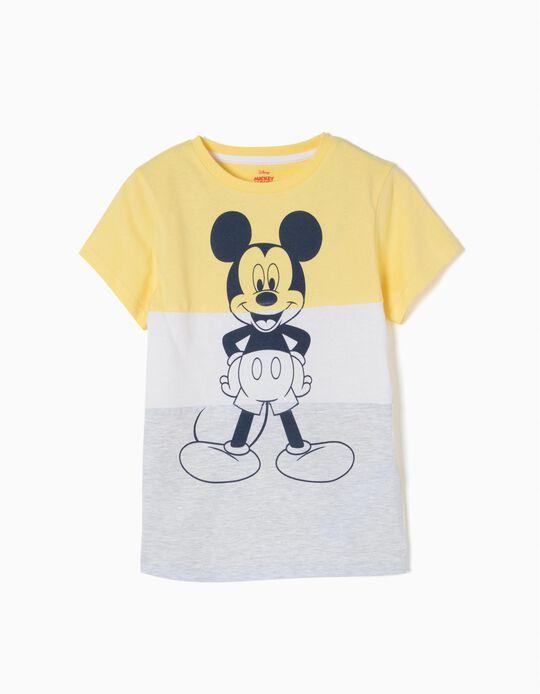 Camiseta Mickey Niño