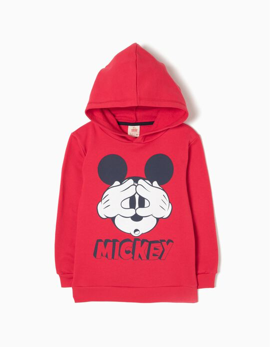 Sudadera con Capucha Mickey