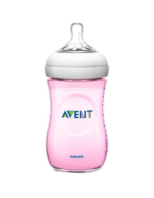 Biberon Natural 260Ml 0M+ Philips/Avent