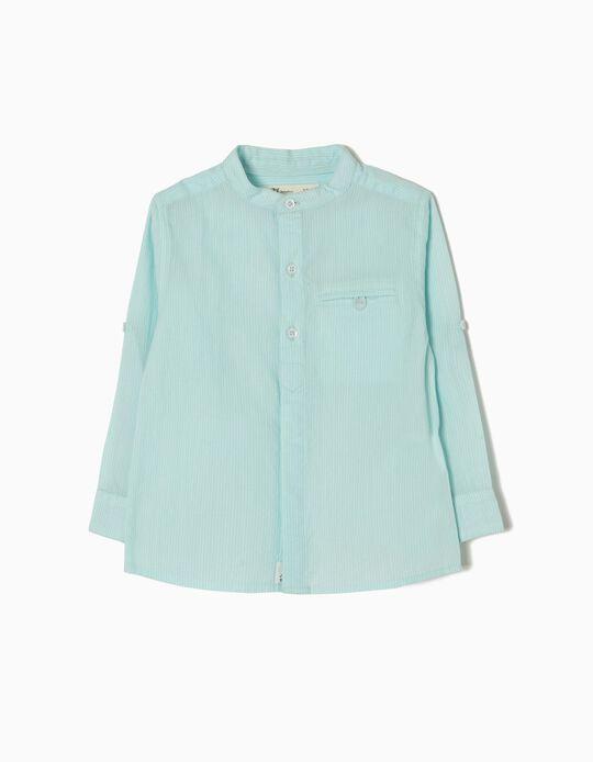 Camisa a Rayas Vintage