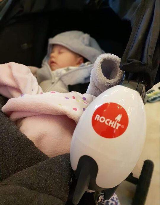 Baby Rocker Portátil Rockit
