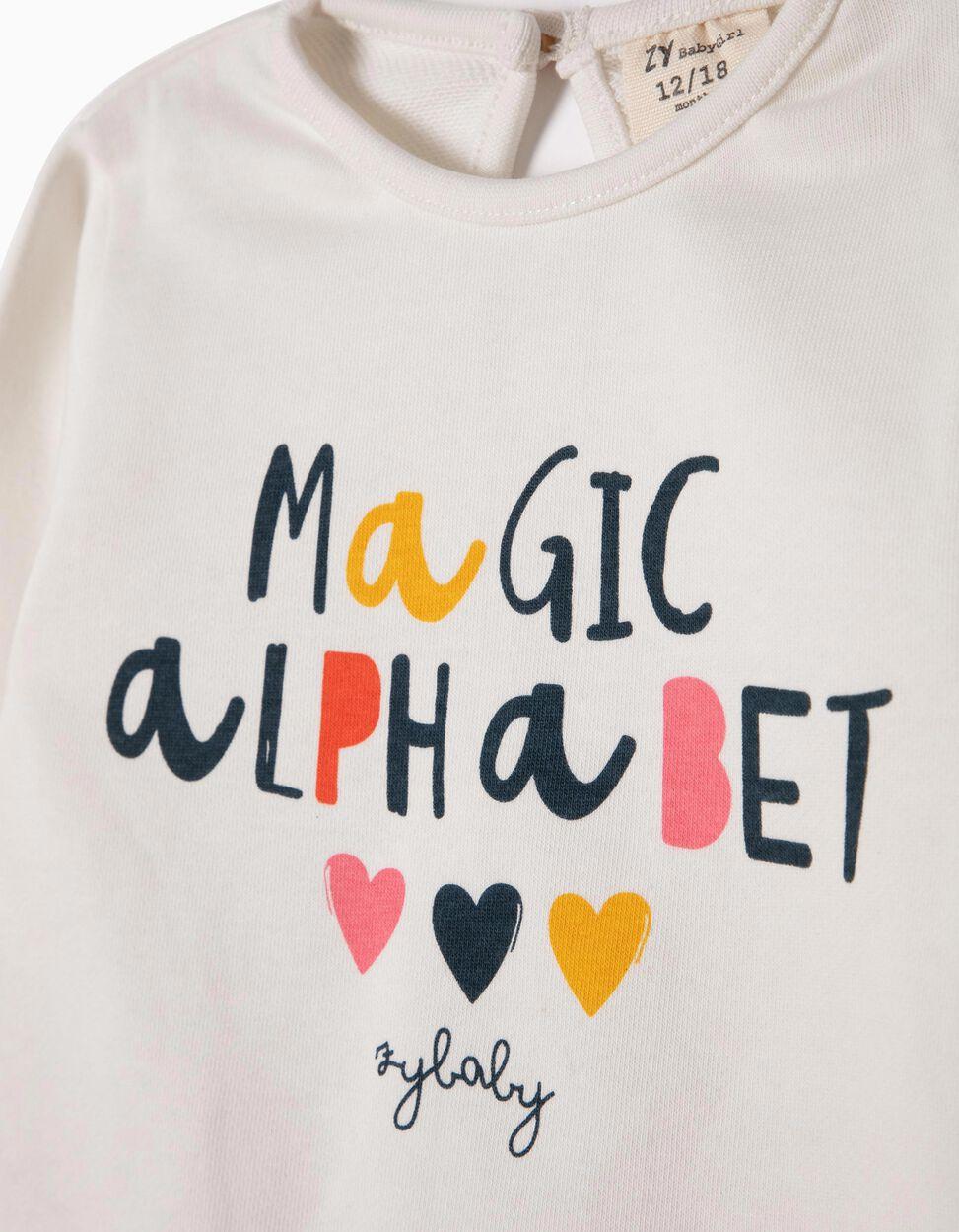 Chándal Magic Alphabet