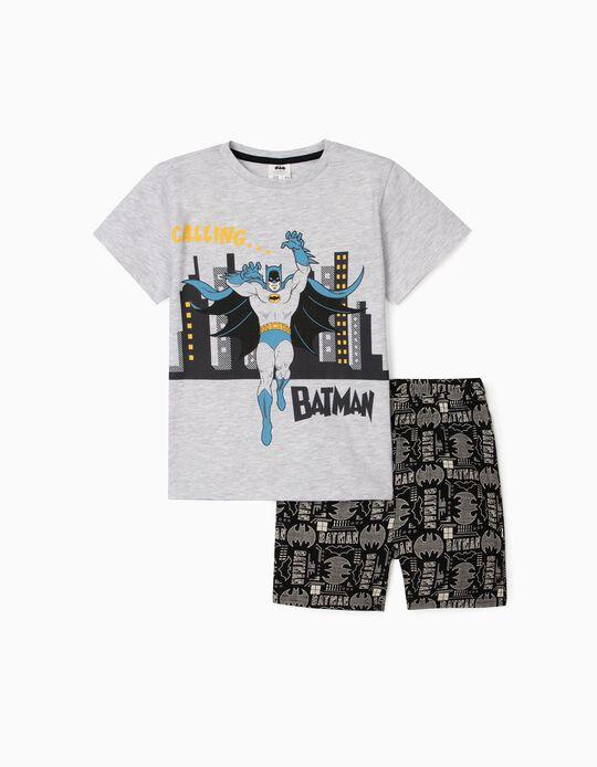 Batman' Pyjamas for Boys, Grey