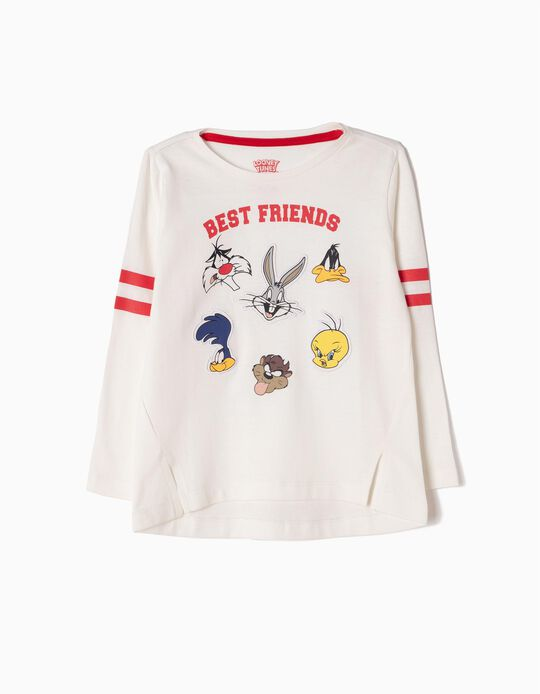 Camiseta de Manga Larga Best Friends
