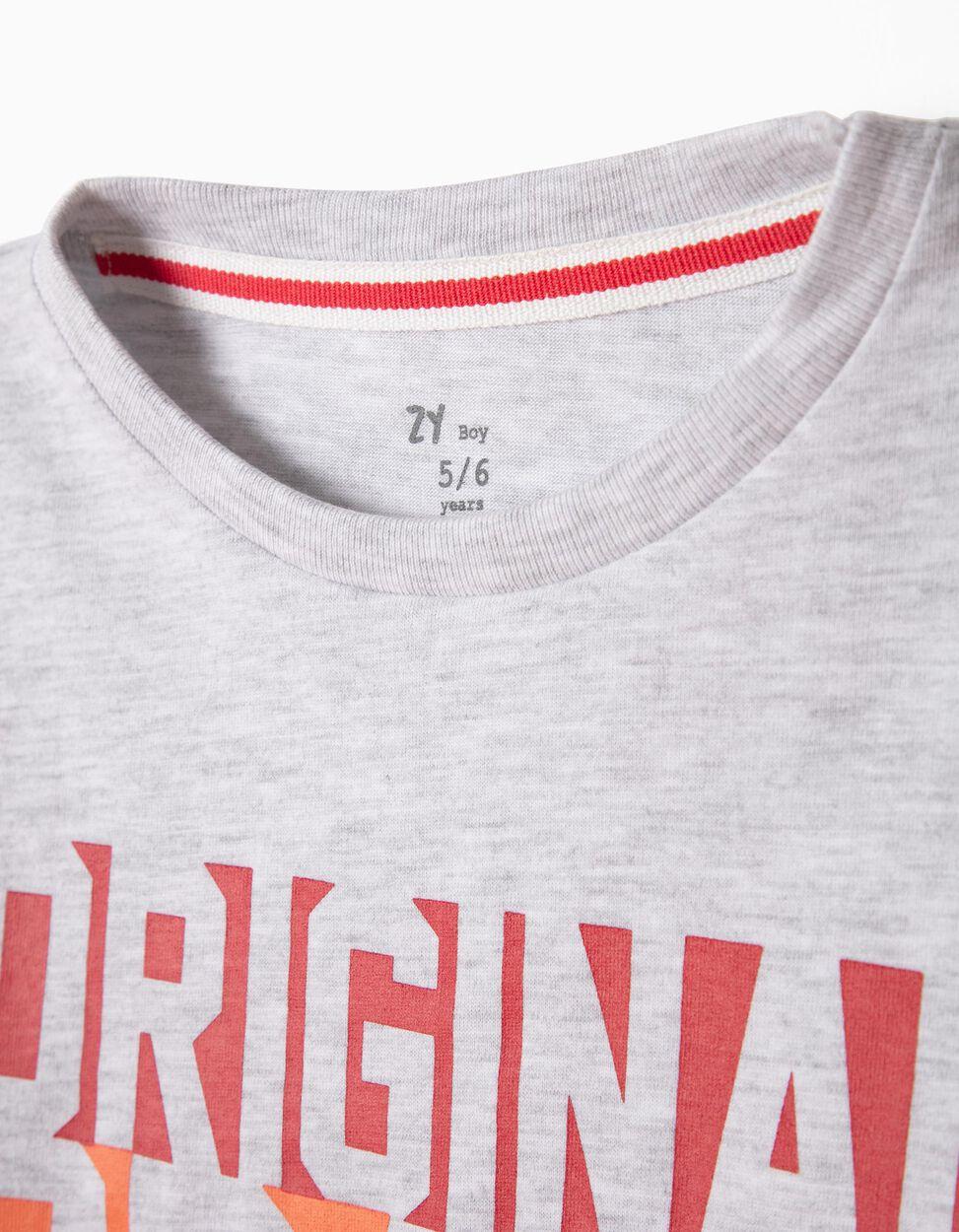 T-shirt Manga Comprida ZY 96 Authentic