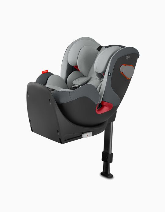 Silla para Coche Gr 0/1 Convy-Fix Gb London Light Grey