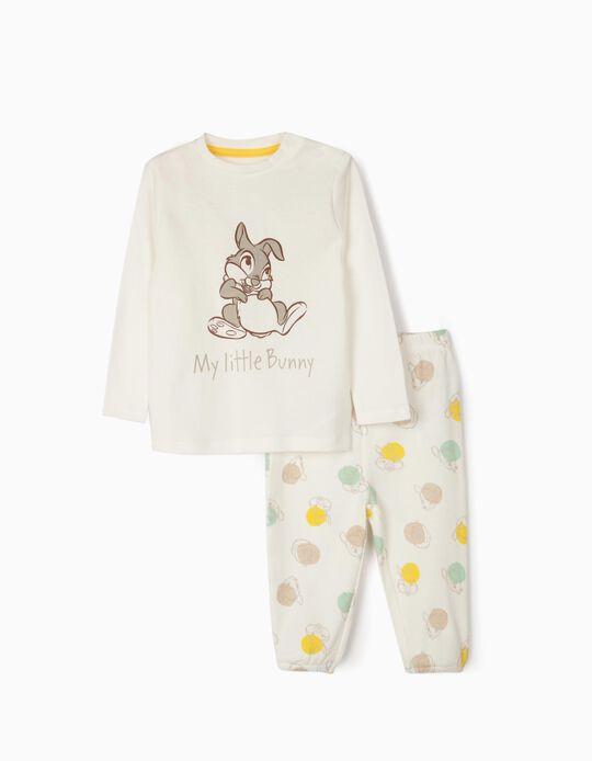 Pijama para Bebé 'My Little Bunny', Blanco