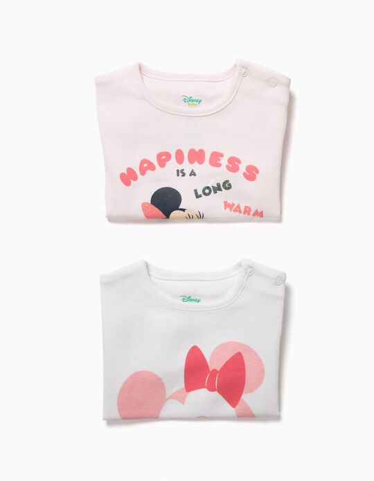 Pack 2 Bodies Minnie Hapiness