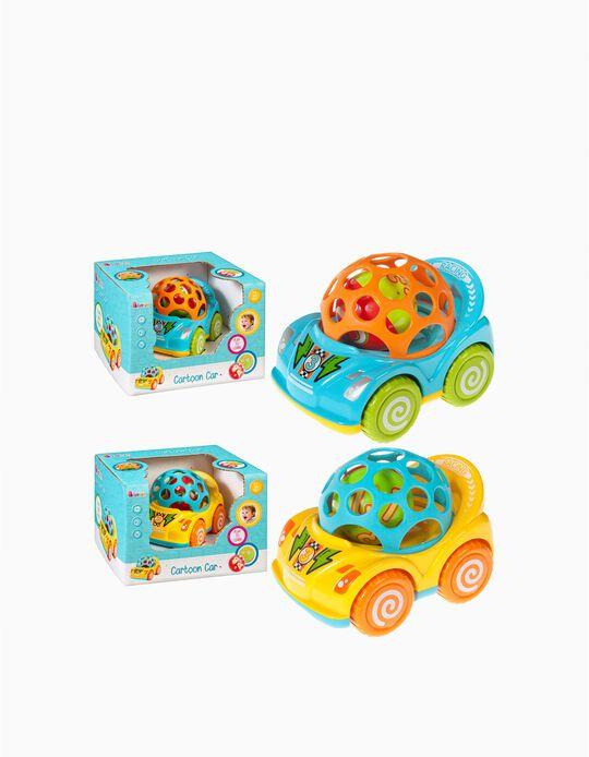 Cartoon Car Bambam
