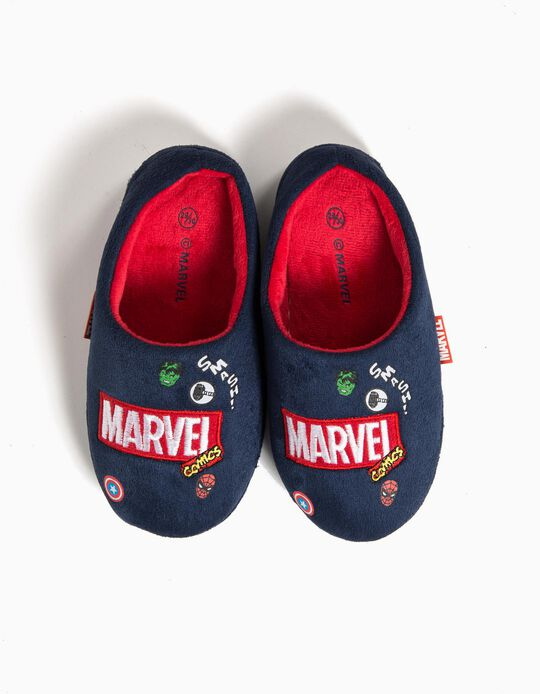 Zapatillas de casa Marvel