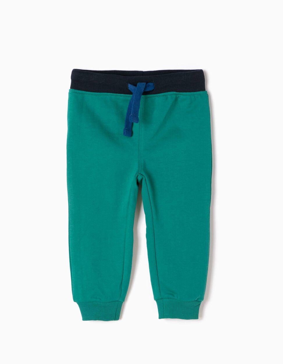 Pantalón de Chándal Fútbol Verde