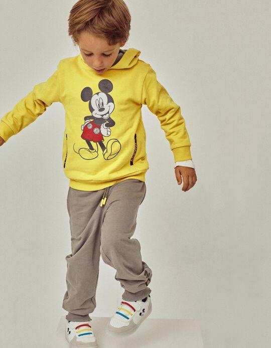 Pantalón de Chándal para Niño 'Mickey', Gris