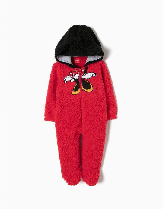 Babygrow Minnie Christmas