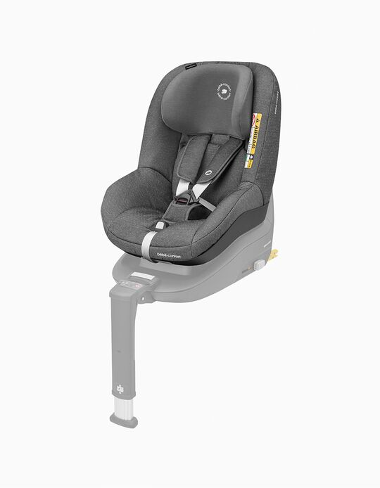 Car Seat I-Size Pearl Smart Bébé Confort, Sparkling Grey