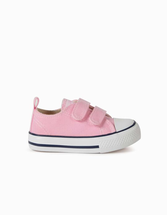 Trainers for Baby Girls, '50's Sneaker', Pink