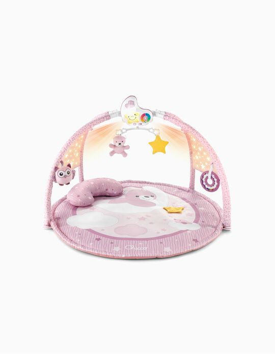 TAPIS D'ÉVEIL CHROMATIC FIRST DREAMS CHICCO ROSE