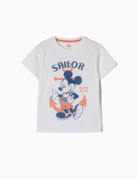 Camiseta Mickey Sailor