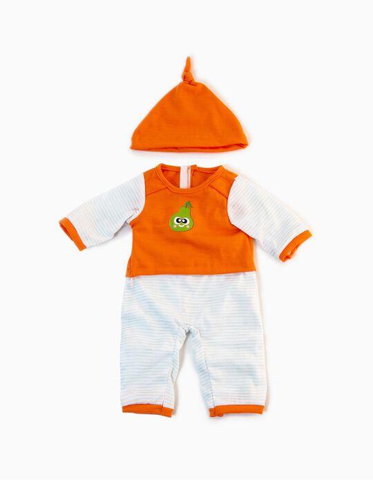 Pyjama d'hiver 40 cm Miniland