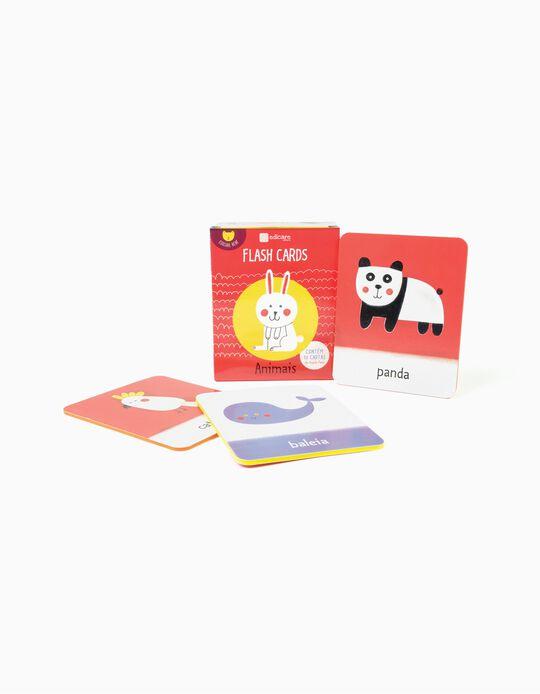 Jogos cartas Animais Edicare
