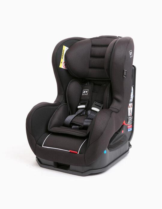Car Seat Gr 0/1/2 Primecare Prestige Zy Safe Black