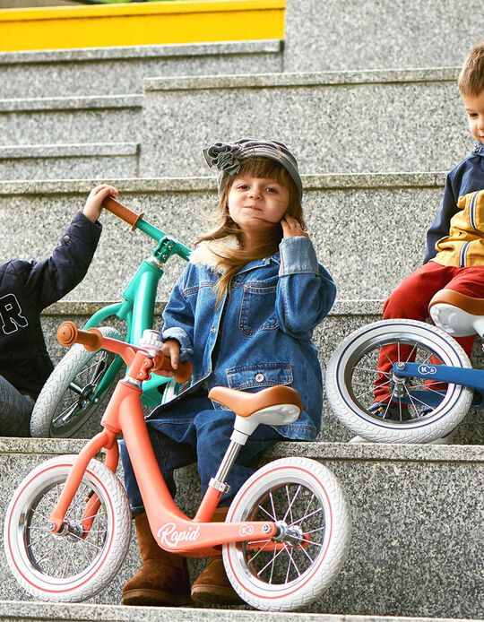Balance Bike, Rapid by Kinderkraft, Coral
