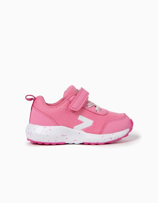 Zapatillas para Bebé Niña 'ZY Superlight Runner', Rosa