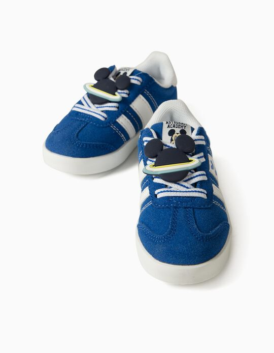 Trainers for Baby Boys 'Mickey ZY Retro', Blue