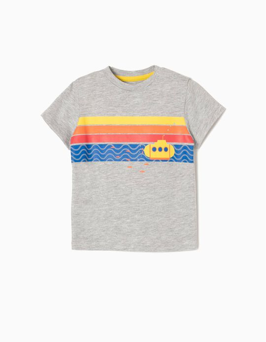 Camiseta Yellow Submarine