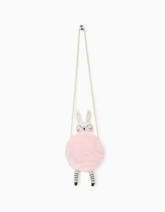 Crossbody Bag for Girls 'Rabbit', Pink