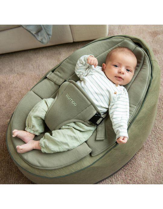 Cadeira De Repouso Seat And Swing Doomoo Kaki