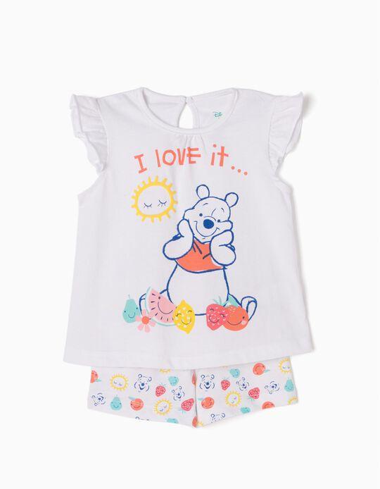 Pijama Winnie The Pooh
