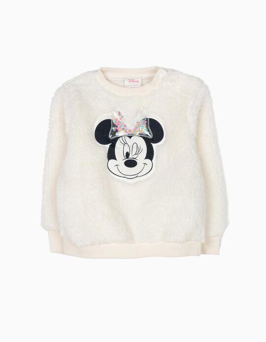Sweatshirt de Pelo Minnie