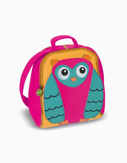 Mochila Oops Soft Owl 38cm