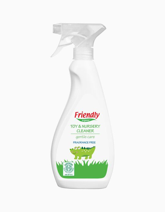 Detergente de Brinquedos 500ml Friendly