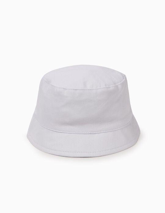 Chapéu para Bebé, Branco
