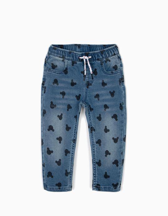 Pantalón Vaquero Mickey