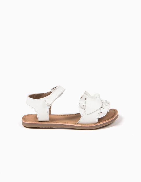 Sandálias Laço