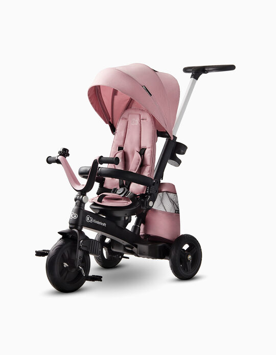 Easytwist Tricycle by Kinderkraft, Mauvelous Pink
