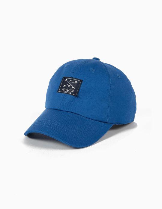 Gorra Béisbol Azul Clara