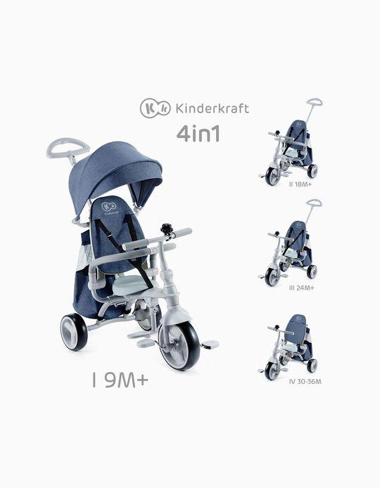 Triciclo Jazz Kinderkraft