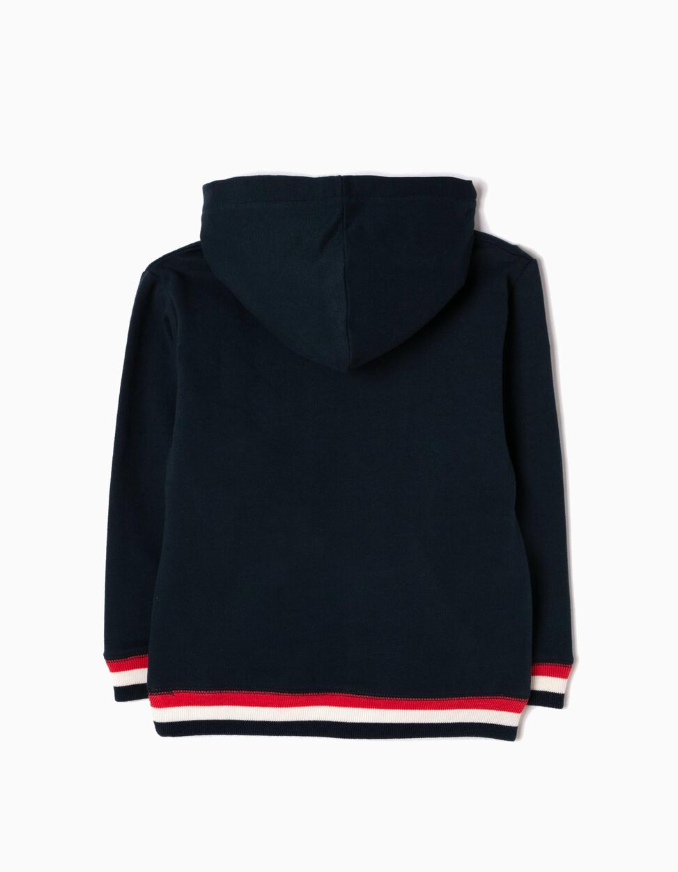 Sweatshirt com Capuz Azul ZY 96