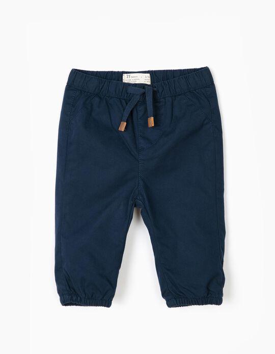 Pantalón para Recién Nacido, Azul