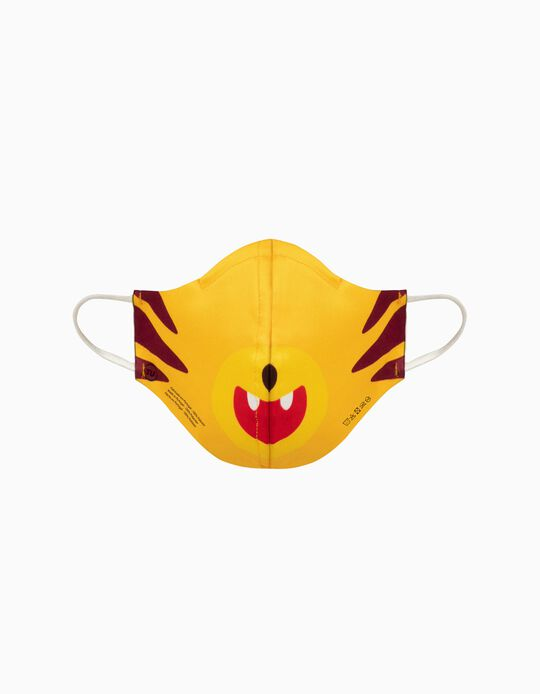 Adult Face Mask 'High Comfort', Lion