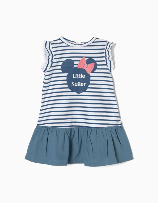 Vestido Minnie Little Sailor