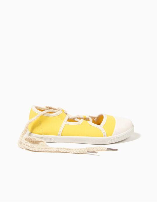 Zapatillas con Cordones