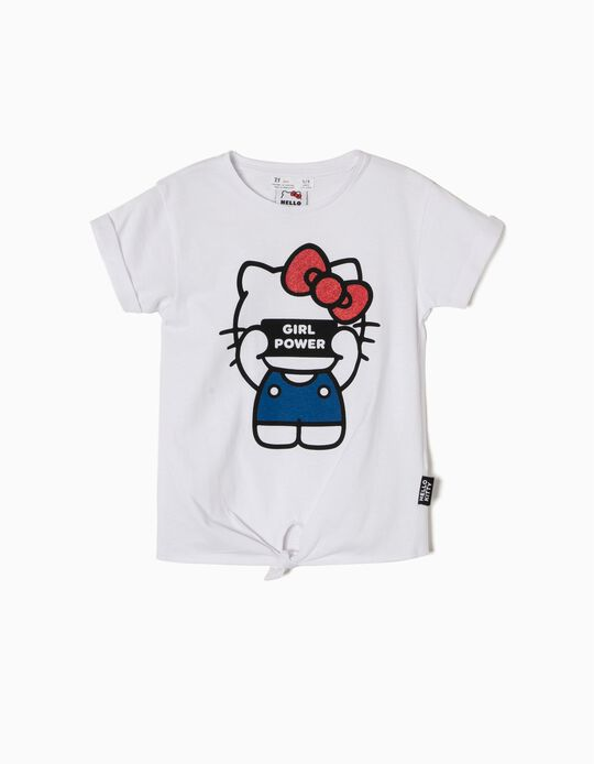 Camiseta Hello Kitty Girl Power
