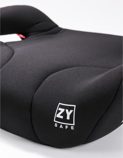 Asiento Elevable Gr 2/3 Zy Safe Black