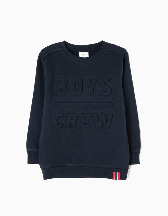 Sudadera Boys Crew