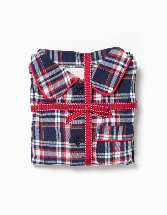 Pijama Ajedrez para Bebé Niño